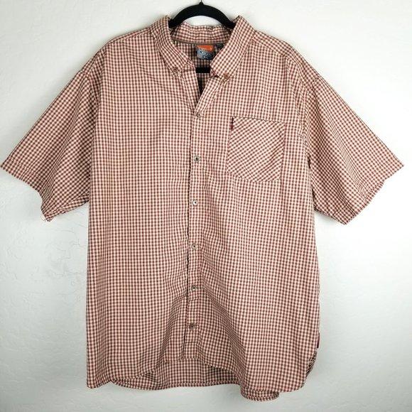 Merrell Other - Merrell Opti-Wick UPF 20+ Button-Front Shirt